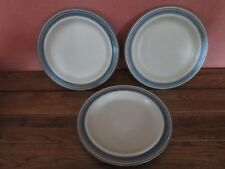 "Lot of 3 Arabia Finland Uhtua Dinner Plates 10"""