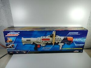 Nerf Hydro Cannon Super Soaker in Box with Blast Shield Tested