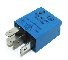 Renault 8200766093 (2001-2014) Multi-Use 4-Pin Blue Relay  29200072 20A 12V