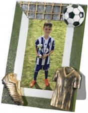 FOOTBALL PHOTO FRAME GIFT OR AWARD MAN OF THE MATCH TROPHY 22cm x 18cm RF375 GWT