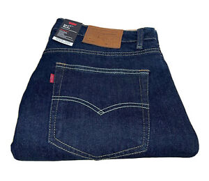 Levi's® 511™ Brand New Dark Indigo Colour Slim Fit Stretch Denim Jeans for Mens