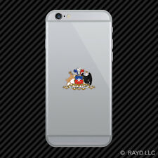 Chilean Coat of Arms Cell Phone Sticker Mobile Chile flag CHL CL