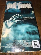 Evil Town RARE VHS