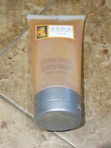 Avon Aromatherapy Emerging Mandarin Exfoliating Shower Gel 5 oz NOS