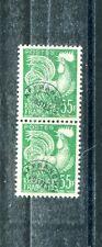 Timbre/Stamp - France -  2  N° 118 Pré-ob Neufs ** - 1953/59 - TTB - Cote: 46 €