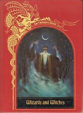 """The Enchanted World """"Wizards and Witches"""" ~ Time-Life Books (1984) ~ Wh"""