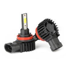 US H11 LED Headlight Super Bright Bulbs Kit 330000LM HI/LO Beam 6000K New