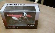 Gift boxed 2018 Honda CRF 450R/X diecast model motocross bike toy gift present