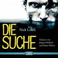 JÜRGEN/WILMS,ELENA HOLDORF - NICK LOUTH: DIE SUCHE (MP3) 2 CD-ROM NEW