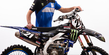 Monster Energy Wilvo Yamaha Graphics Kit YZF 250 2019 - 2020 MXGP Motocross