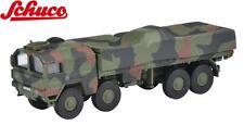 """Schuco H0 452626100 MAN 10t GL LKW """"Bundeswehr"""" 1:87 NEU + OVP"""