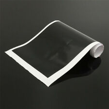 "Black Car Windshield Reflector Strip Sticker Window Visor Shading Stripe 6""x 60"""