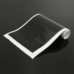 "Black Car Windshield Reflector Strip Sticker Window Visor Shading Stripe 6""x 60"""