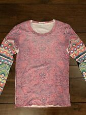 Before And Again Long Sleeve T Size M