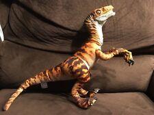 Jurassic Park The Lost World Velociraptor Dinosaur 1997 Stuffed Plush Soft Toy
