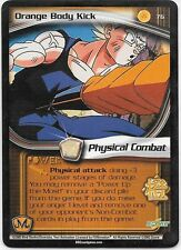 Dragonball Z TCG *Gratis Schutzhülle* | Orange body kick #76 | 2003