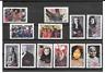 FRANCE 2010.VIOLENCES FAITES AUX FEMMES SERIE COMPLETE DE 12 TIMBRES AA OBLITERE