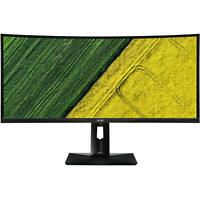 "Acer 34"" Widescreen LCD Monitor Display UW-QHD 3440 x 1440 5ms"