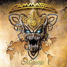 Majestic by Gamma Ray (CD, Mar-2009, Mayan)