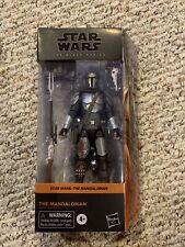 "Hasbro Star Wars Black Series The Mandalorian Beskar Armor 6"" Action  Figure"