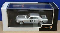 IXO PRD311 1:43 Premium X 1964 Ford Mustang #84 Rallye de France MIB Limited Ed
