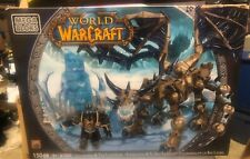 NEW MEGA BLOKS 91008 World of Warcraft Sindragosa & the Lich King