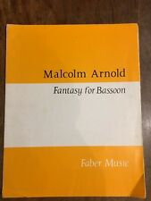 Fantasy for Bassoon - Malcolm Arnold
