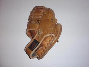 "Vintage ALL STAR by Frank Hacking F244 ""Major League Model"" Baseball Glove - RHT"