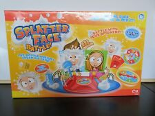 Splatter Face Battle The Double Whammy Cream Pie Game 2 Player Game 5 Years