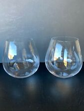 RIEDEL 20.5 oz. Glass Whisky Glasses (set of 2)