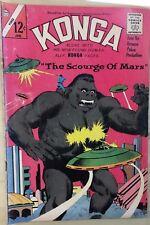 KONGA #18 (1964) Charlton Comics VG+