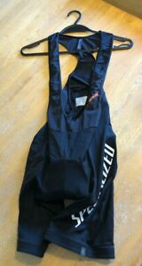 Specialized Men's Padded Bib Cycling Shorts