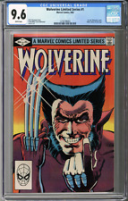 Wolverine Limited Series #1  CGC 9.6