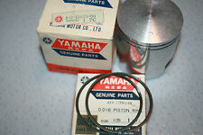 Yamaha  snowmobile nos piston and rings SL292 1971-73  1st  vintage