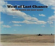 West of Last Chance, Excellent, P Brown Book
