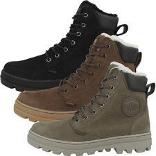 Palladium Pallabosse SC WPS Mid Leather Boots Men Schuhe High Top Sneaker 06447