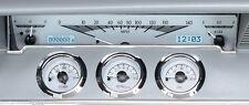 Dakota Digital 61 62 Chevy Impala Analog Gauge Instrument System VHX-61C-IMP-S-W