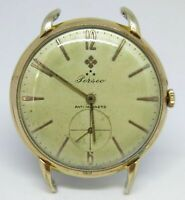 Orologio Perseo gran prix mechanical watch caliber cortebert 677 clock vintage