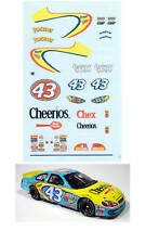#43 Petty Cheerios Dodge decal (1/64 scale)