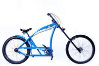 Felt Squealer Chopperbike 3Gang, Beach Cruiser, Chopper mit langer Gabel, Neu
