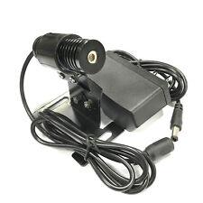 Industrial 532nm 30mW Cross Hair Green Laser Module w/ power adapt and bracket