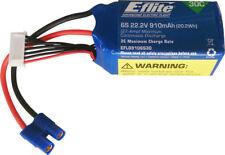 E-flite EFLB9106S30 6S 22.2V 910mAh 30C LiPo Battery w/ EC3 : Blade 270 CFX Heli