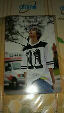 B.a.p zelo badman OFFICIAL  Photocard  Kpop K-pop