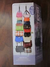 Perfect Curve Bag Rack. Holds 18 handbags. #12211 New!