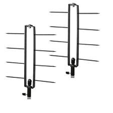 2x Styropor-Gabel Halterung - Halter für Styropor-Reflektor mit Spigot Aufheller
