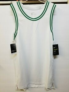 Nike Authentic Aeroswift Boston Celtics NBA Jersey Size 44 Medium AH8789-100