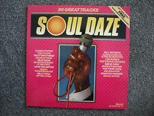 SOUL DAZE,RONCO COMPILATION,20 TRACKS.