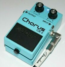 More details for boss roland ce-2 chorus guitar effect pedal with rate mod ce2 modulation modded