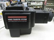 Kalimar video transfer system for photos slides movies & cassette player as is