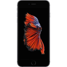Apple iPhone 6s Plus 64GB Space Grey Factory Unlocked Grade A